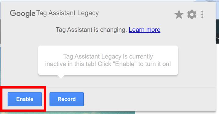 Tag Assistantで自分のサイトを調べる方法